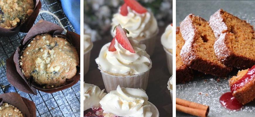 Чем отличаются кексы, маффины и капкейки - фото