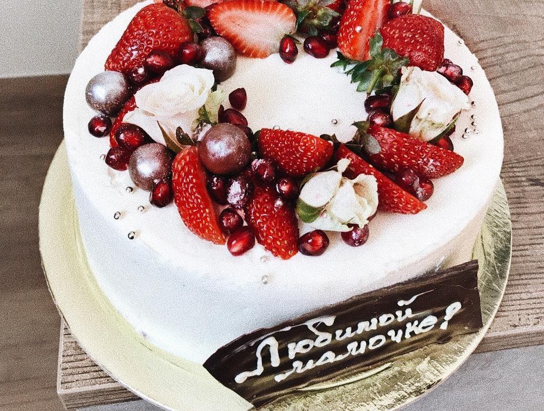 Чем писать на торте в домашних условиях - в зависимости от вида торта - фото