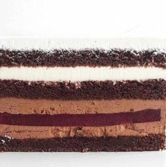 Чем заменить какао порошок в бисквите - фото