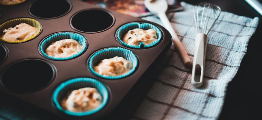 Формы для выпечки капкейков, кексов и маффинов - фото