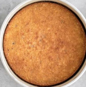 Как правильно заморозить бисквит - фото