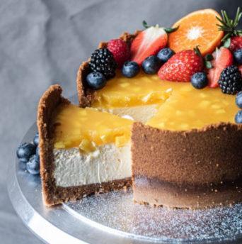 Как выбрать поворотную подставку для украшения торта - фото