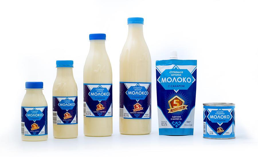 Как выбрать сгущенное молоко - состав продукта - фото