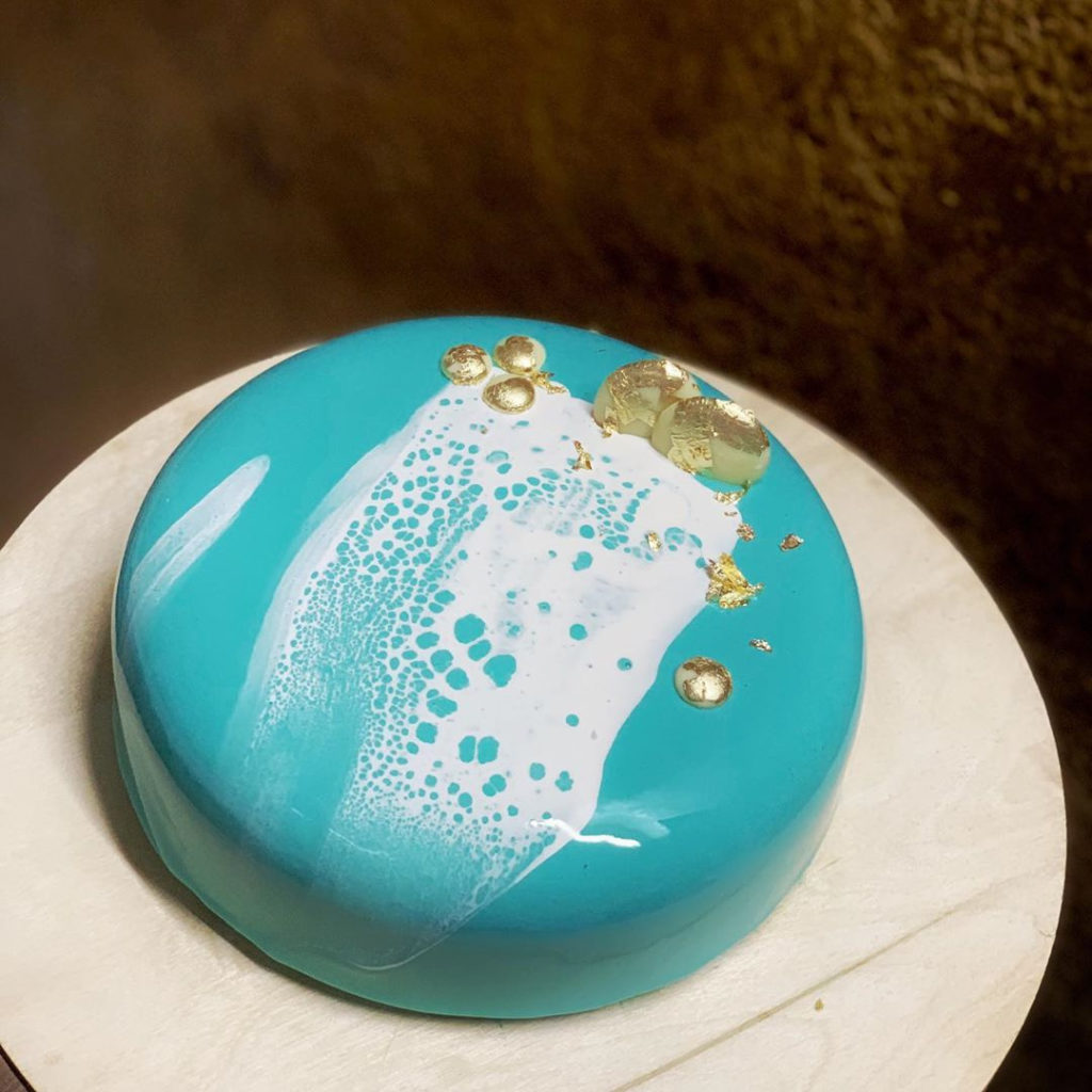 Кондитерский гель для торта на агар-агаре своими руками - фото