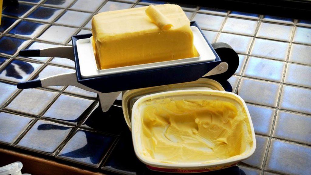 Можно ли сливочное масло заменить маргарином - фото