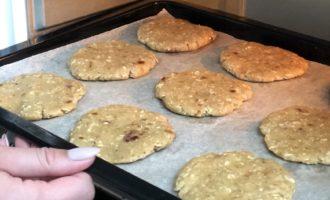 Овсяное печенье с сухофруктами — фото к рецепту №10