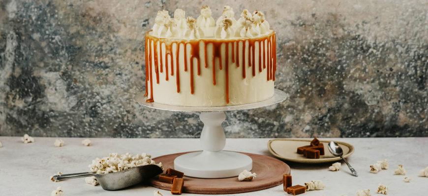 Почему трескается крем на торте - фото