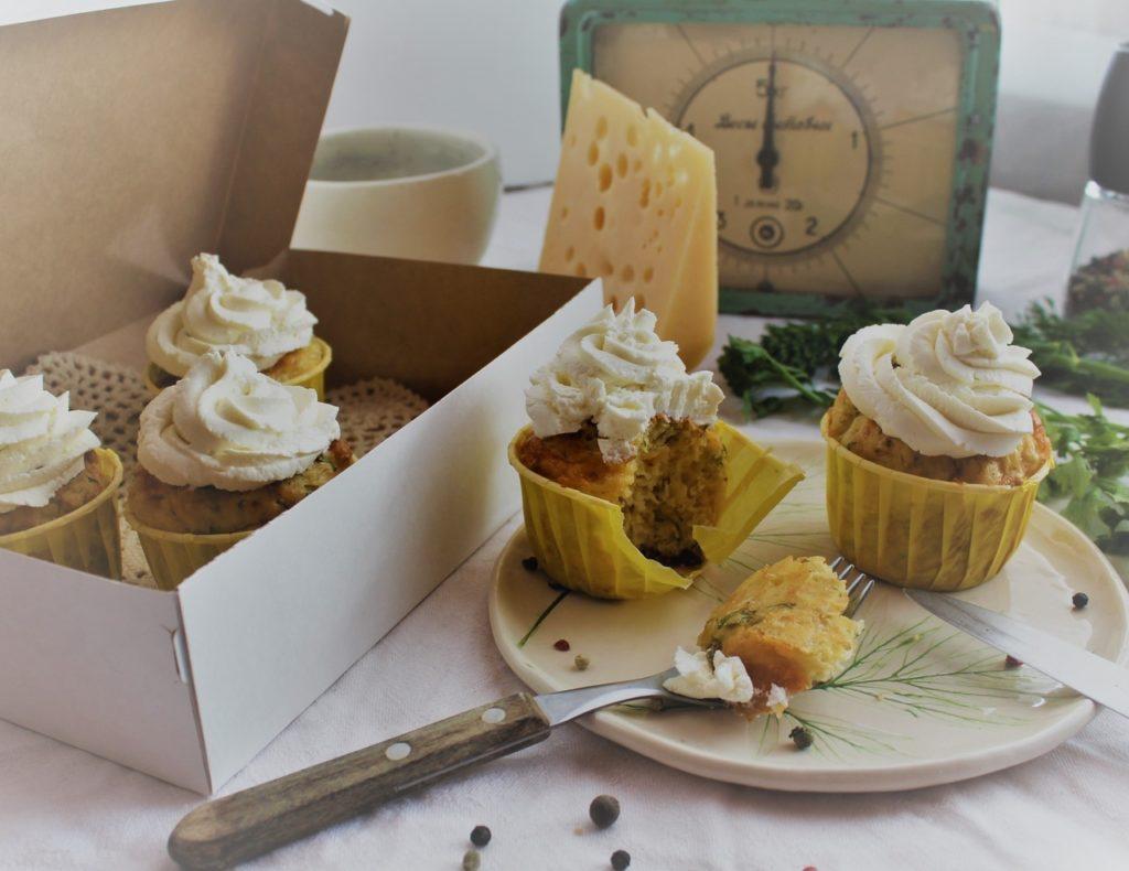 Чем отличаются кексы, маффины и капкейки - сравнение - фото