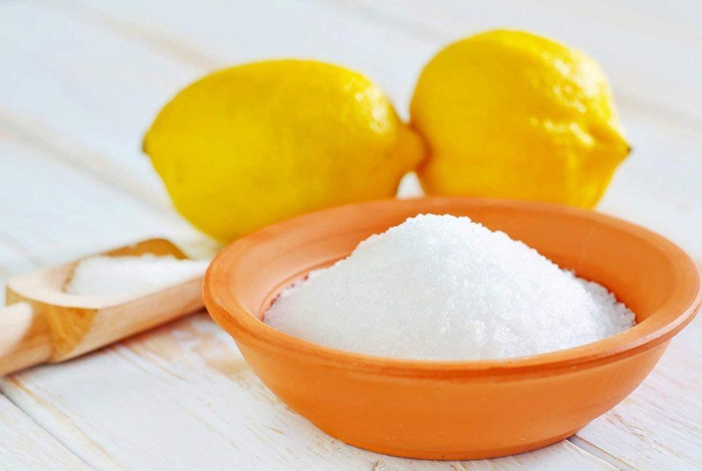 Чем можно заменить лимонную кислоту - фото