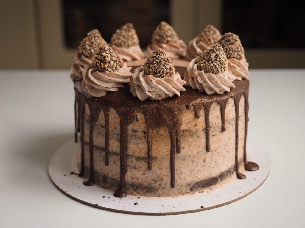 Какие торты нельзя замораживать - шоколад - фото