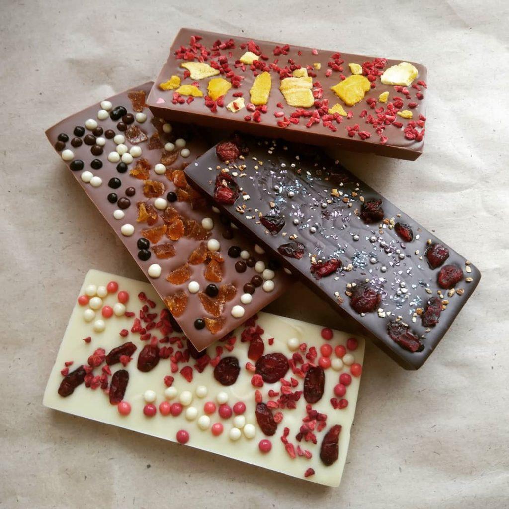 Почему шоколад не блестит - проблема с формой - фото