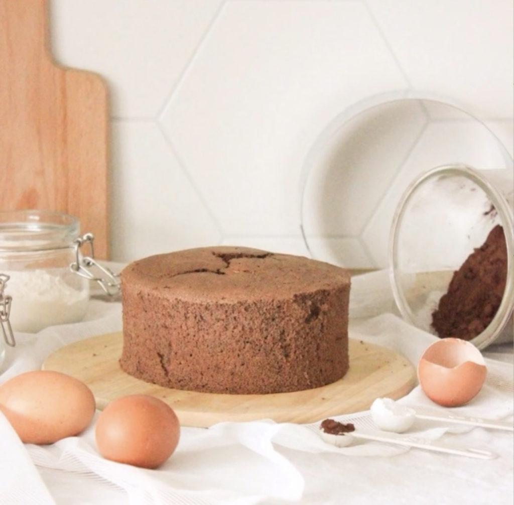 От чего зависит время приготовления бисквита - фото