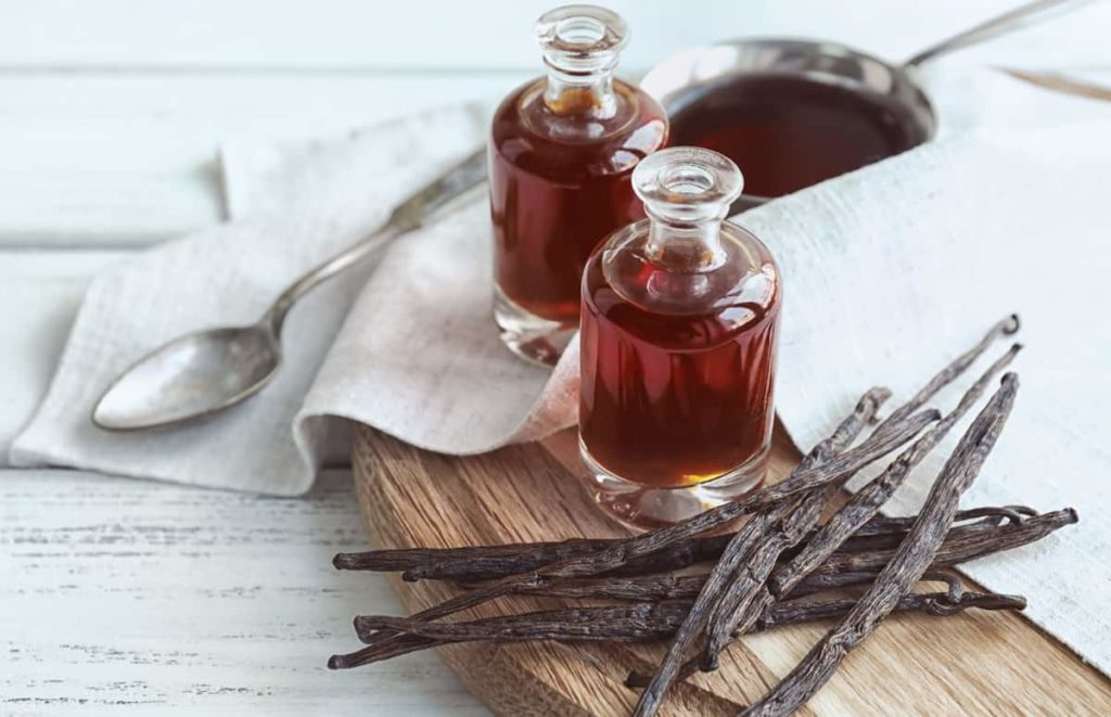 Экстракт ванили - жидкий ванилин - фото