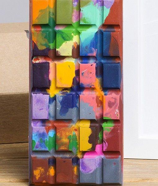 Примеры как окрасить шоколад - разные цвета - фото