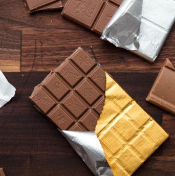 Как правильно хранить шоколад - фото