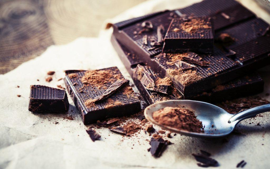Как правильно хранить шоколад - срок годности темного шоколада - фото