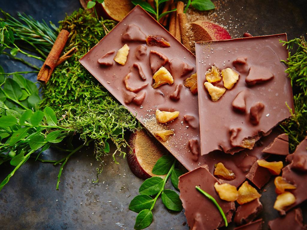 Как правильно хранить шоколад - срок годности шоколада с начинкой - фото