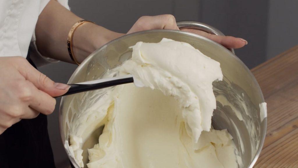 Как сделать крем-чиз на сливках - этап 3 - фото