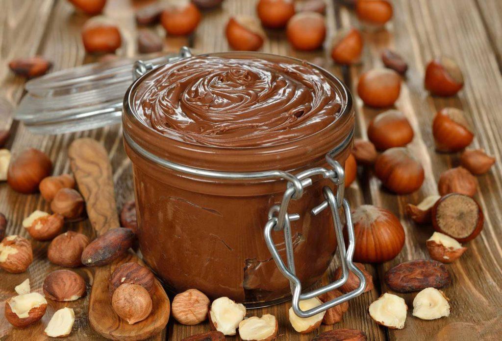 Какие бывают виды шоколада - шоколадная паста - фото