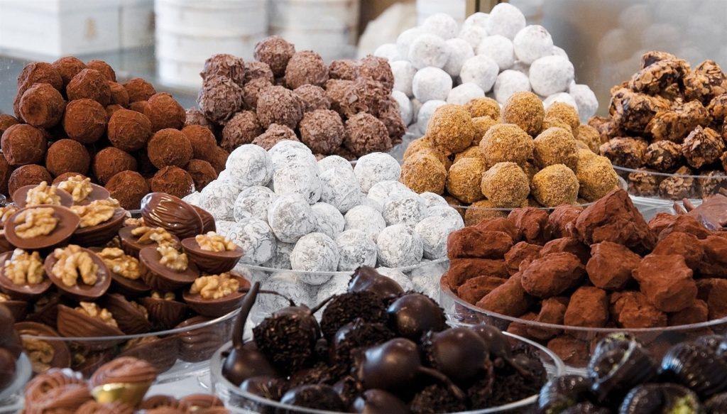 Шоколад из Бельгии - фото