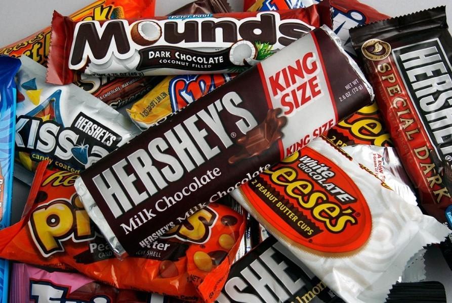 Шоколад из США - фото