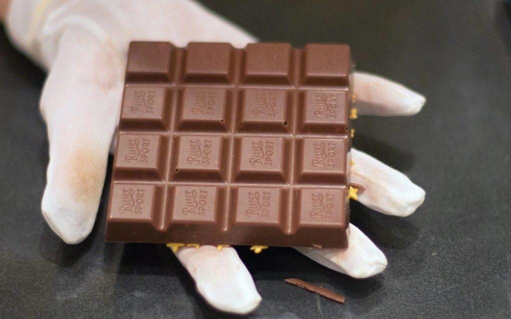 Шоколад из Германии - фото