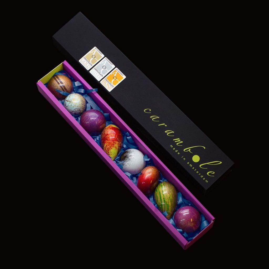 Лучшие мировые марки шоколада - La Carambole Patisserie - фото