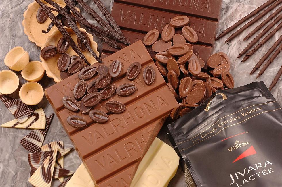 Лучшие мировые марки шоколада - Valhrona - фото