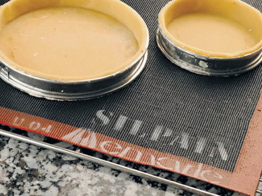 Какой коврик для выпечки лучше - силиконовый армированный - фото