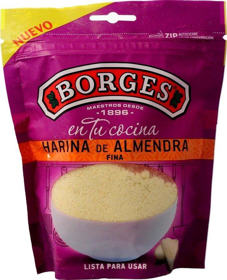 5 проверенных марок миндальной муки - Borges - фото