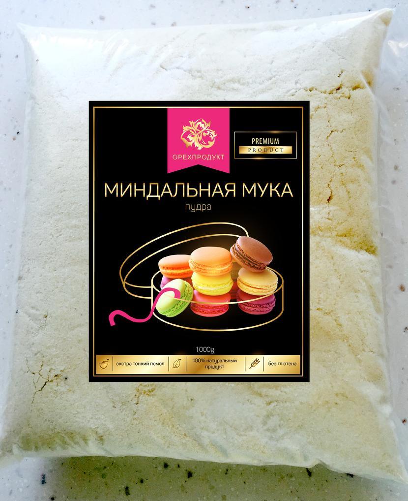 5 проверенных марок миндальной муки - Орехпродукт - фото