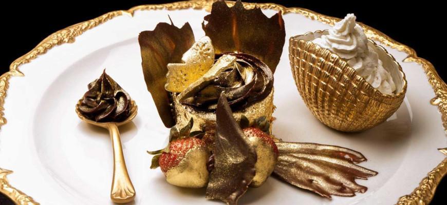 Что такое пищевое золото - фото