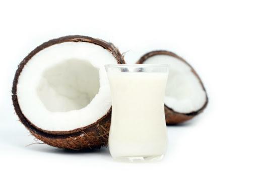 Как заменить сливки на кокосовые жирные сливки - фото