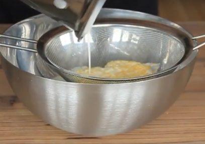 Рецепт апельсинового ганаша для начинки макарон - фото к рецепту №2