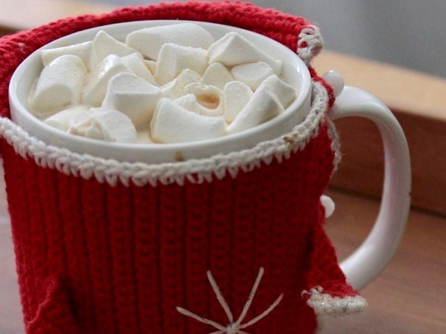 Как применить маршмеллоу - с кофе - фото