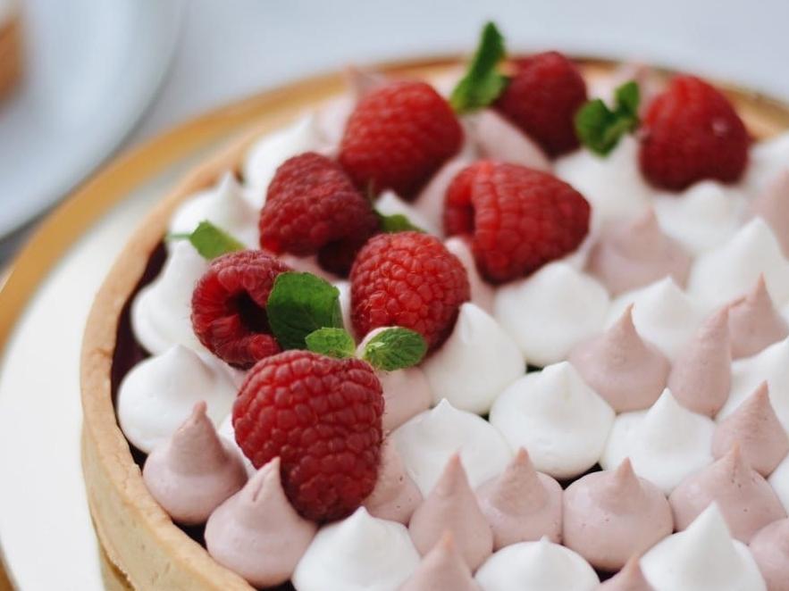 Способы хранения малины в холодильнике - с сахаром - фото
