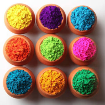 Виды пищевых красителей - фото