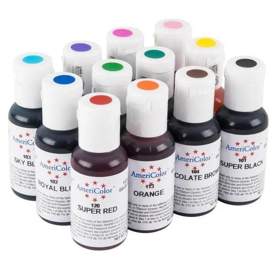 Рекомендуемые марки красителей - americolor - фото