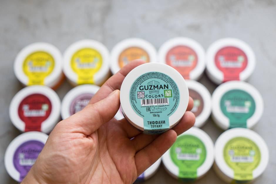 Рекомендуемые марки красителей - guzman - фото