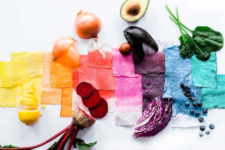 Виды пищевых красителей - натуральные пищевые красители - фото