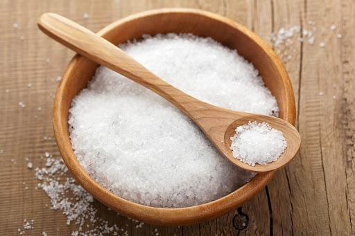 Роль соли в сладких десерта - яичная пена - фото