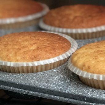Апельсиновый кекс в духовке — рецепт - фото