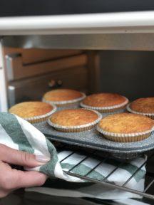 Апельсиновый кекс в духовке — фото к рецепту №12