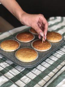 Апельсиновый кекс в духовке — фото к рецепту №13