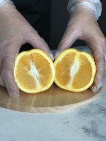 Апельсиновый кекс в духовке — фото к рецепту №3