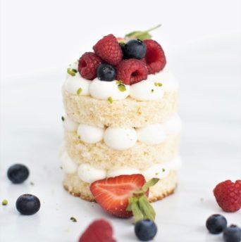 Урок №4 — Трайфлы и мини-пирожные
