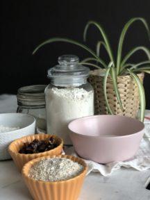 Овсяное печенье с сухофруктами — фото к рецепту №1