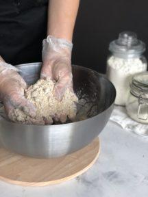 Овсяное печенье с сухофруктами — фото к рецепту №5