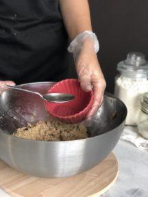 Овсяное печенье с сухофруктами — фото к рецепту №6