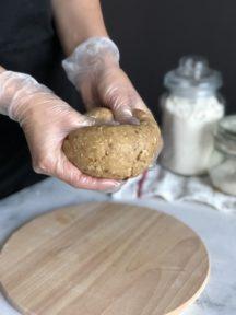 Овсяное печенье с сухофруктами — фото к рецепту №7